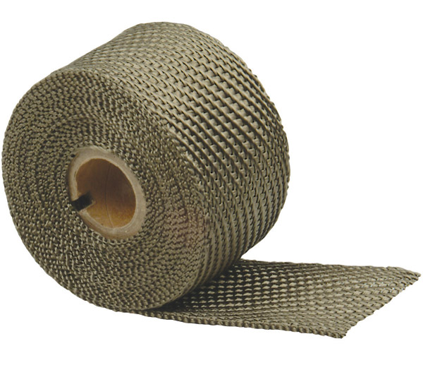 Design Engineering Inc. 2″ x 25′ Titanium Exhaust Wrap