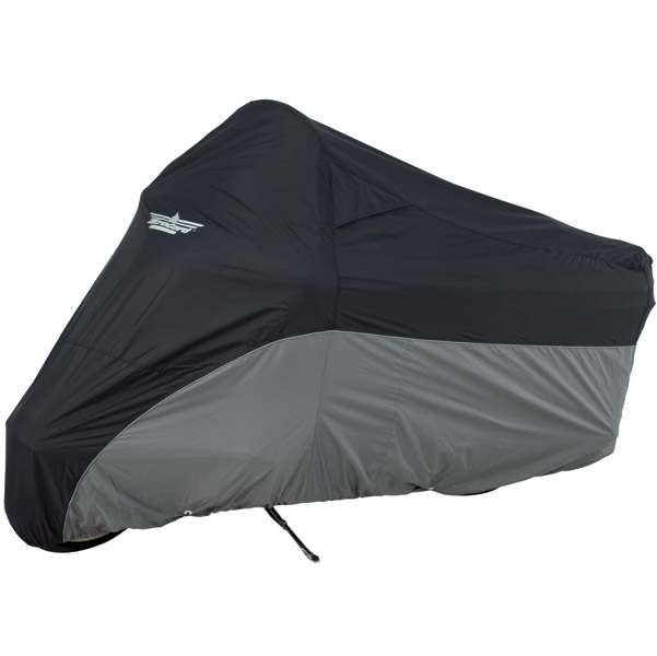 UltraGard Black/Charcoal Bike Cover