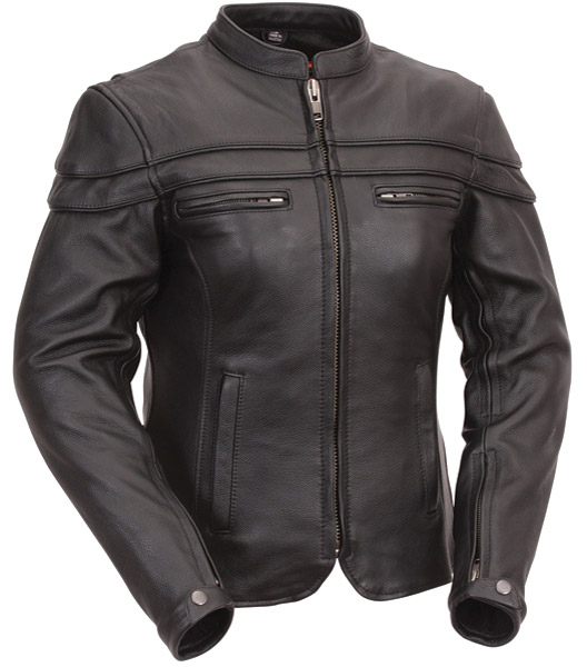 First Manufacturing Co. Women's Sporty Scooter Jacket