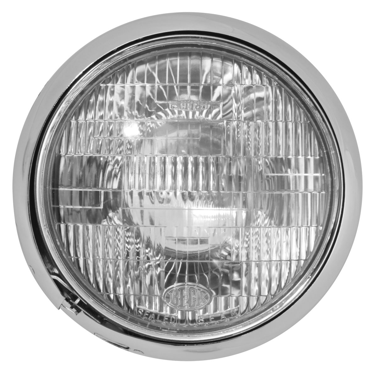 Replica 7″ Round 6-Volt Headlamp