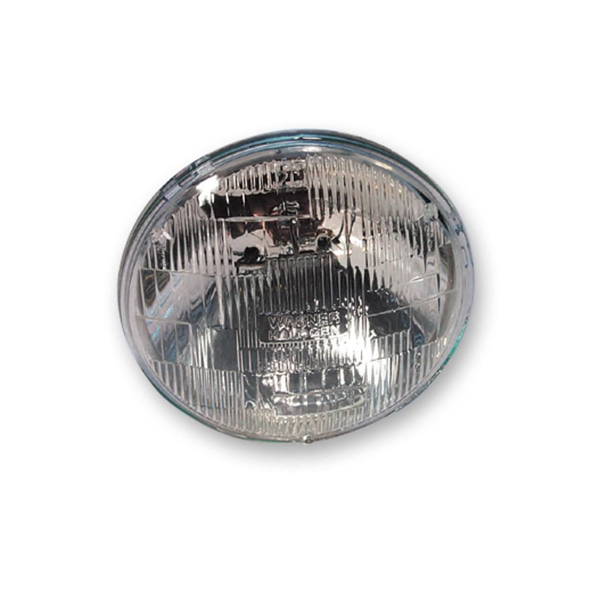 J&P Cycles® 5-3/4″ 12 Volt Replacement Headlight Bulb