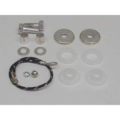 V-Twin Manufacturing Headlamp Bracket Mount Kit