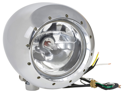 Rivera Primo LED HID Headlight System