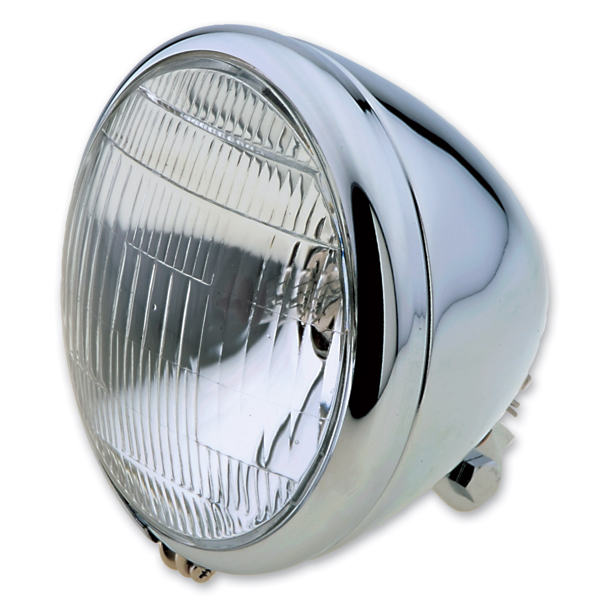 J&P Cycles® Teardrop Headlight Assembly
