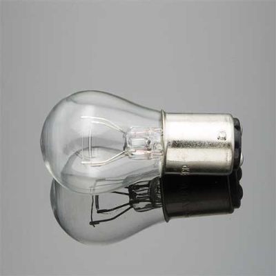 J&P Cycles® 1157 Dual Filament Super Bulb