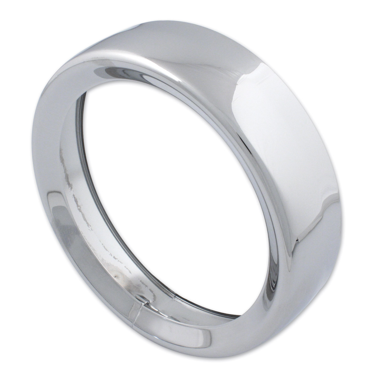 J&P Cycles® Frenched Headlight Trim Ring