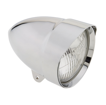 J&P Cycles® 5-3/4″ Billet Headlight