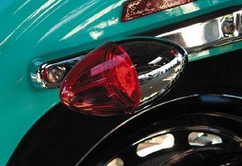 Motor City Cycle 60mm Turn Signal Lenses 320 179 J P