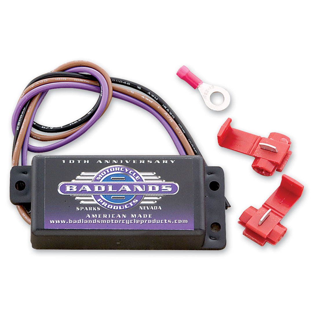 Badlands Turn Signal Load Egualizer