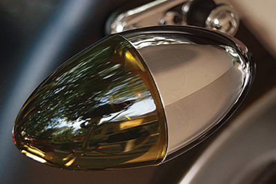 Motor City Cycle Turn Signal Lens 320 477 J P Cycles
