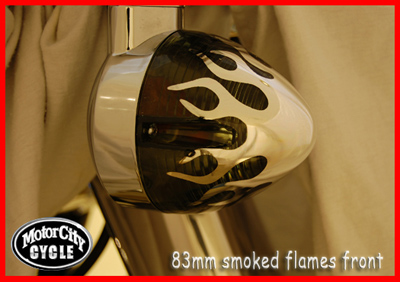 Motor City Cycle Turn Signal Lens 320 486 J P Cycles