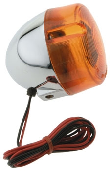 J&P Cycles® Replacement Turn Signal Assembly