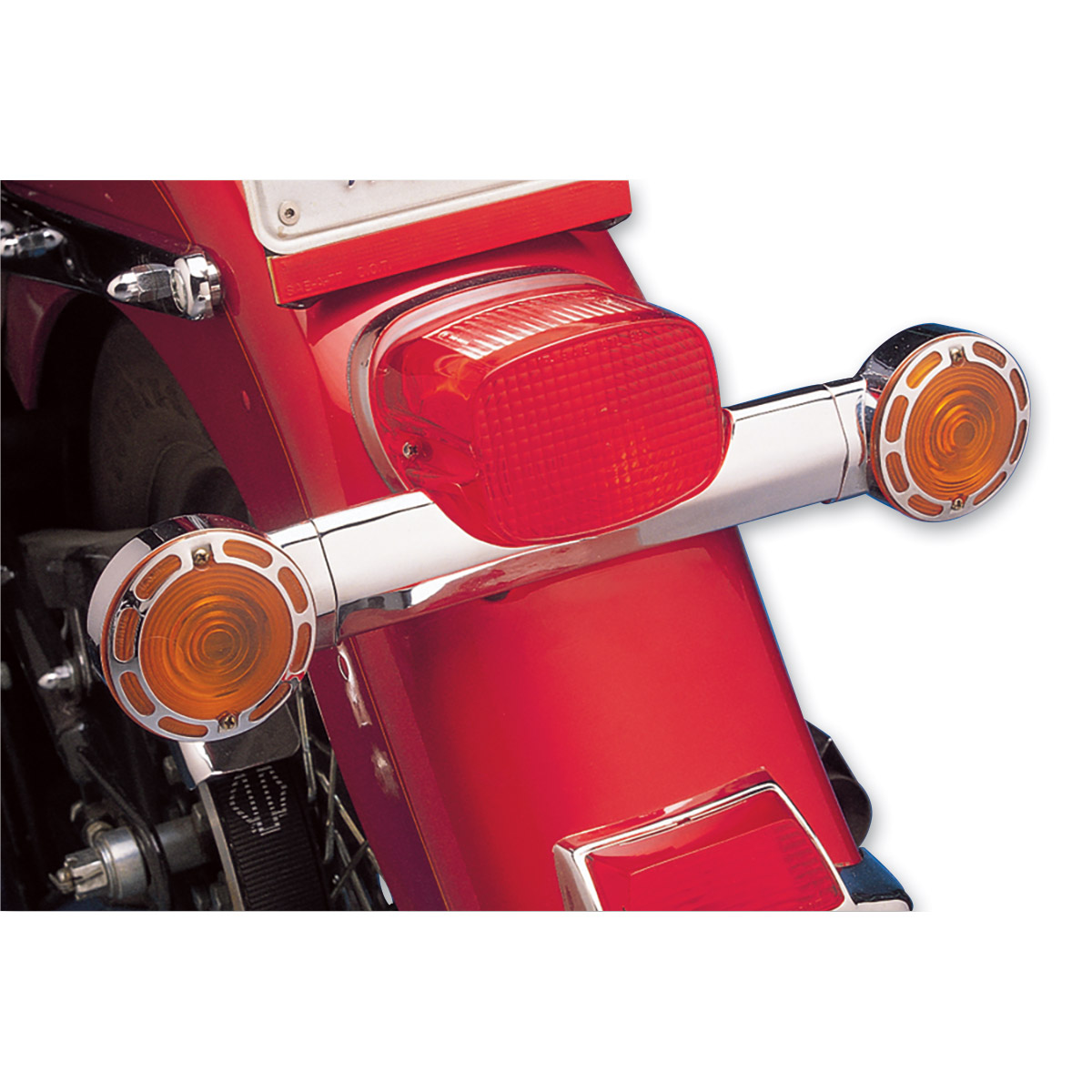 J&P Cycles® Rear Turn Signal Mounting Bar