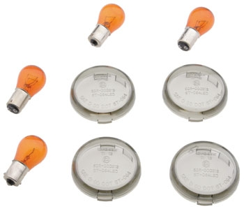 J&P Cycles® Turn Signal Lens Kit