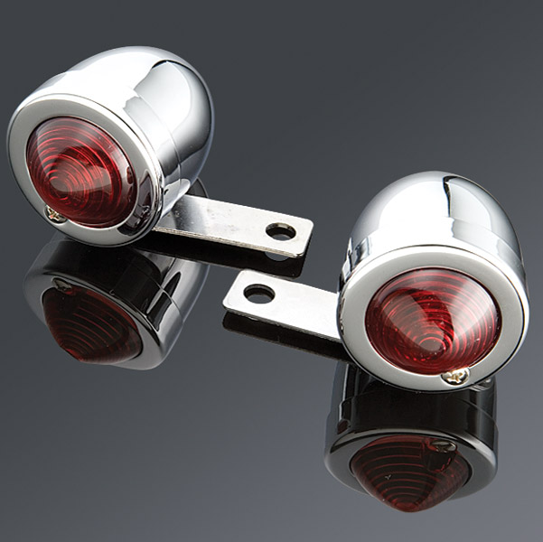 V-Twin Manufacturing Bullet Lights