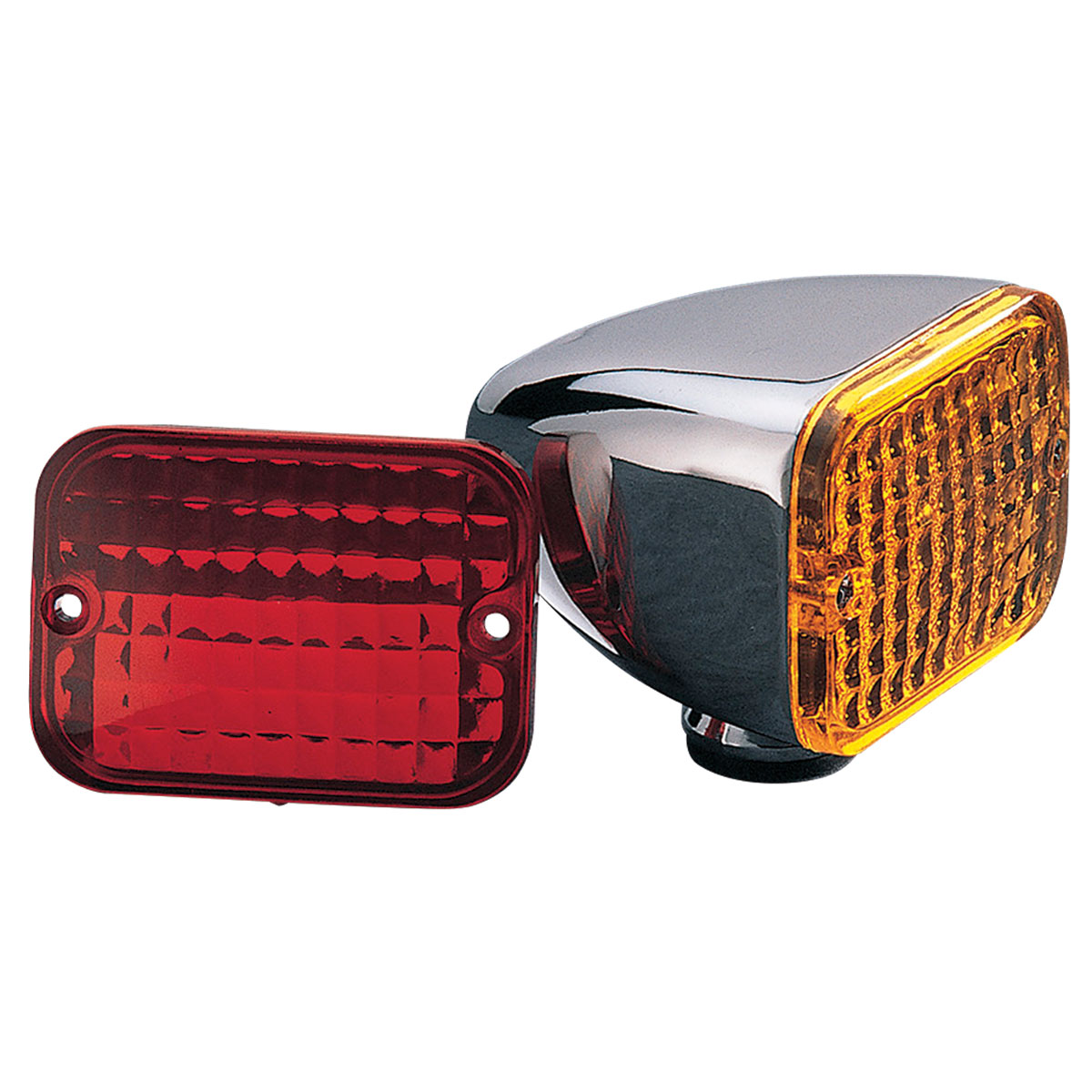 Drag Specialties Rectangular Mini Marker Light