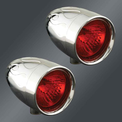 Adjure Halogen Type Beacon 2 Marker Lights