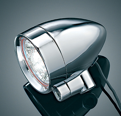 Kuryakyn Small Silver Bullet Light Kit