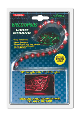 Street FX ElectroPods Light Strands