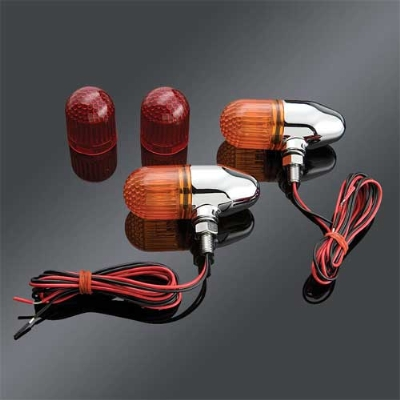 J&P Cycles® Capsule Marker Light