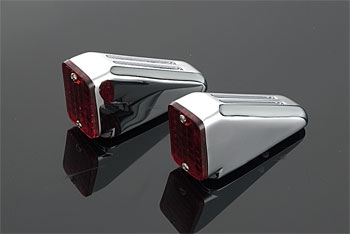 J&P Cycles® Wedge Marker Lights