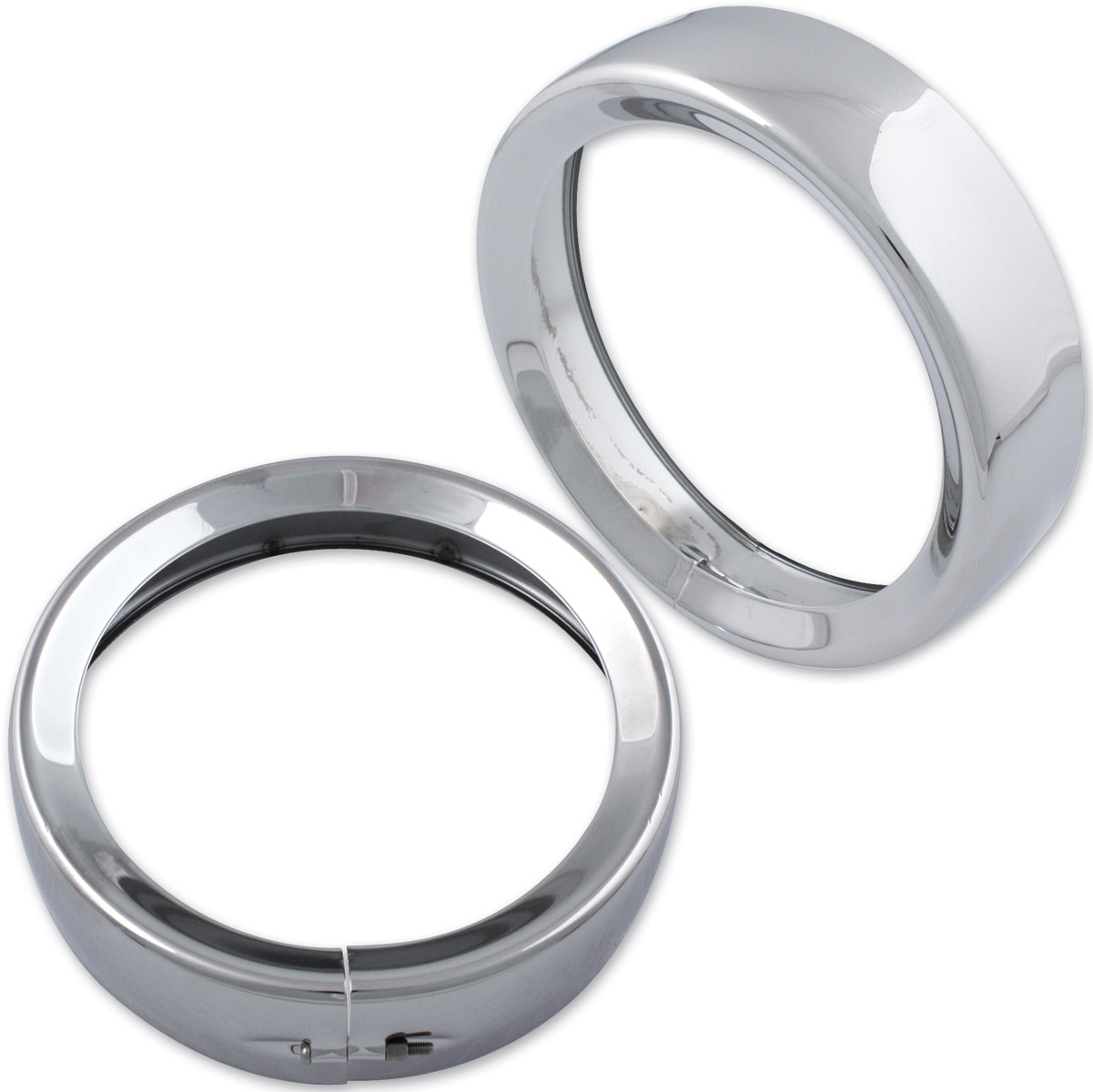 J&P Cycles® Frenched Trim Rings