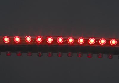 Radiantz Sidewinderz Flexible Red LEDs
