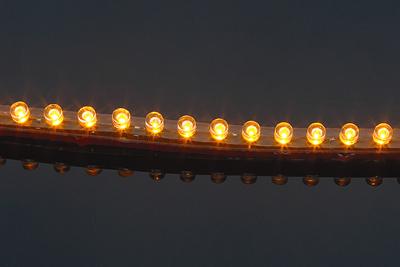Radiantz Sidewinderz Flexible Amber LEDs