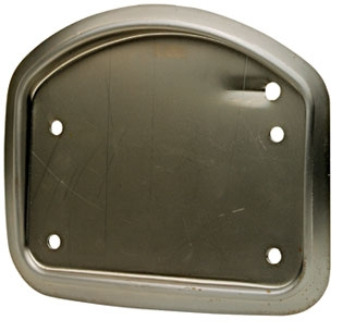 Arlen Ness License Plate Custom Mounting Pocket
