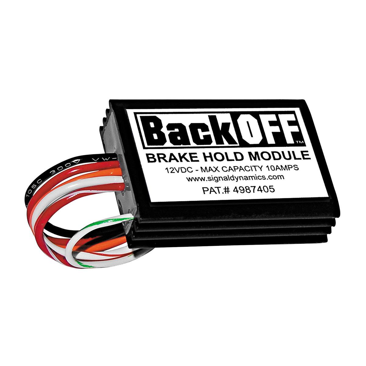 Back OFF Brake Hold Module