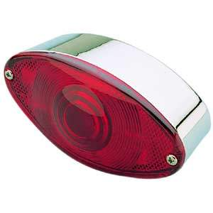 AUX Taillights with LED Elements