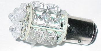 360° Clear LED 1157 Bulb