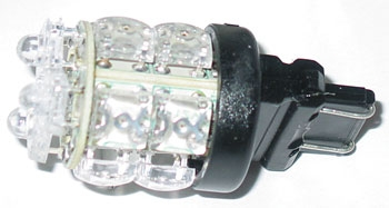 J&P Cycles® 360° LED 3157 Bulb