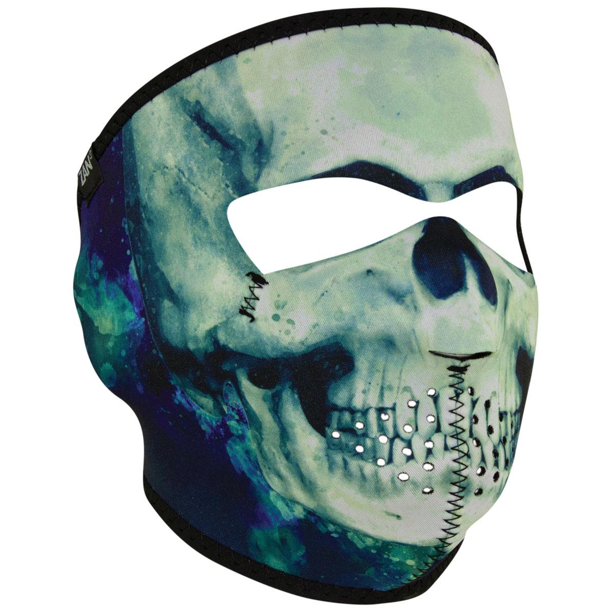 3e13d2317a8 ZAN headgear Neoprene Paint Skull Full Face Mask - WNFM414 ...