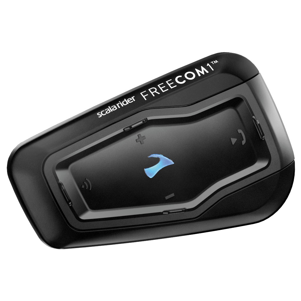 Cardo Freecom 1 Plus Single Bluetooth Communication System