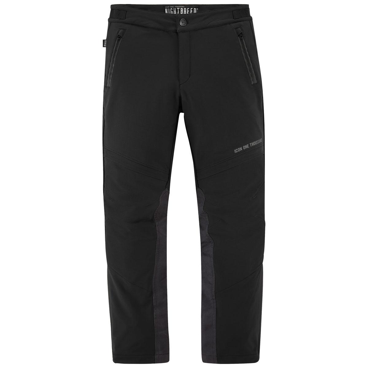 ICON One Thousand Men's Nightbreed Black Pants