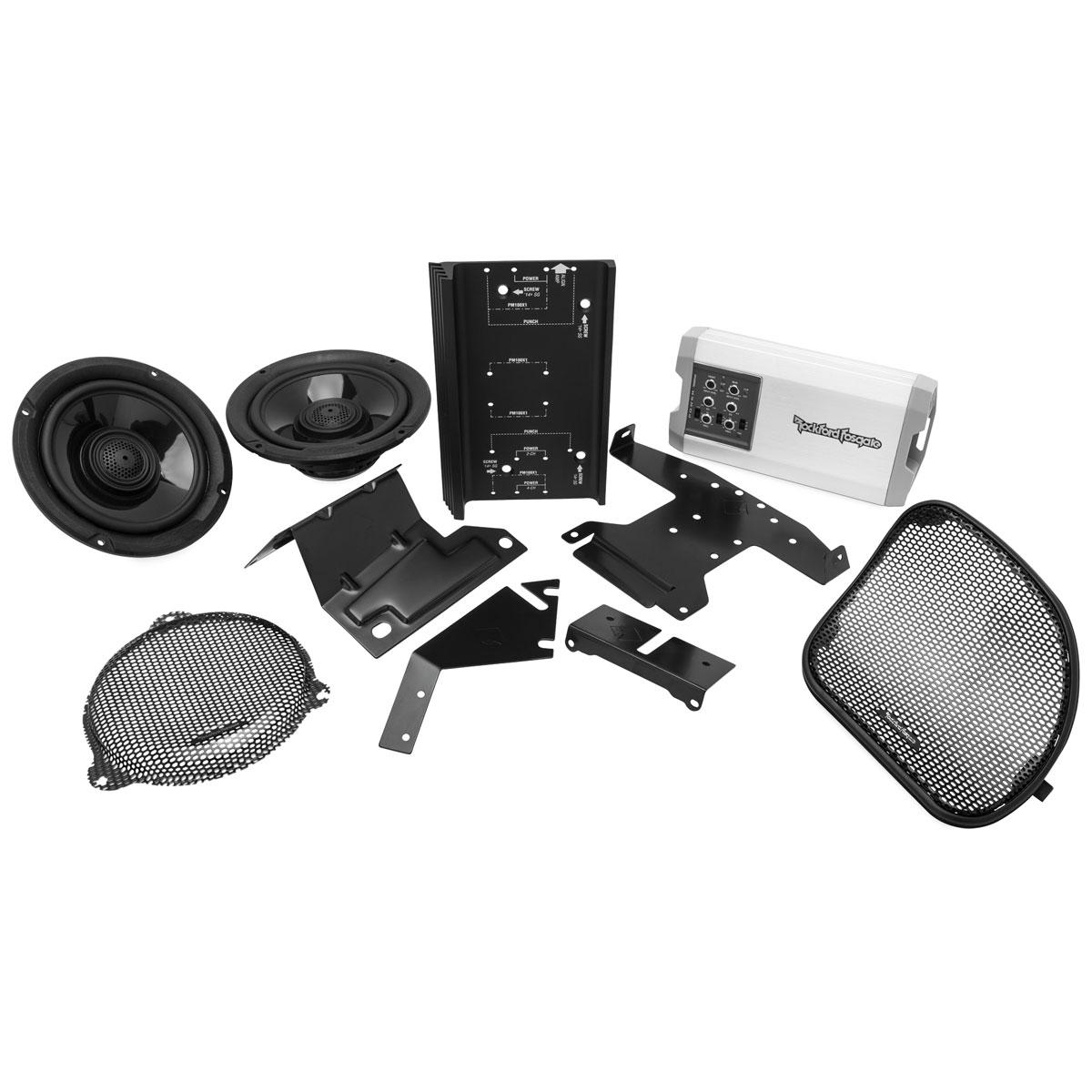 Rockford Fosgate Front Audio Kit