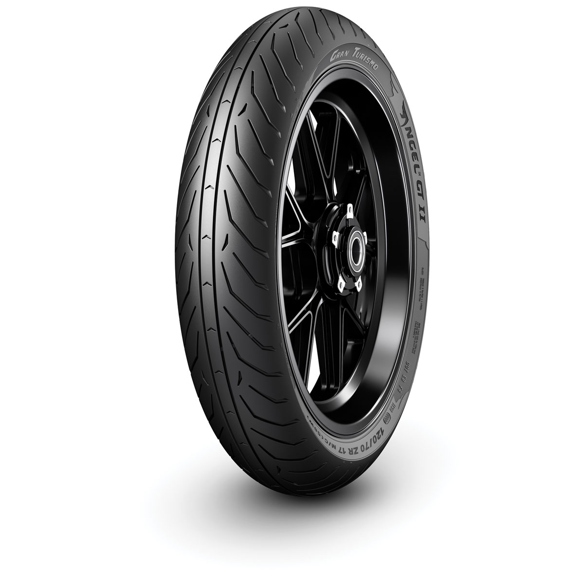 Pirelli Angel GT II 120/70ZR17 A-Spec Front Tire