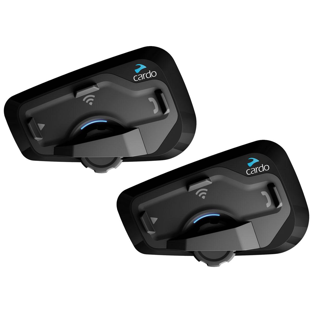 freecom 4 cardo duo  Cardo Freecom 4 Plus Duo Bluetooth Communication Systems - FRC4P101 ...