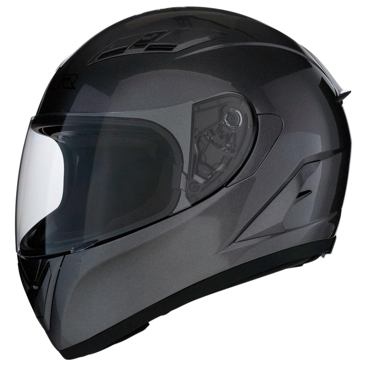 Z1R Strike Ops Titanium Full Face Helmet