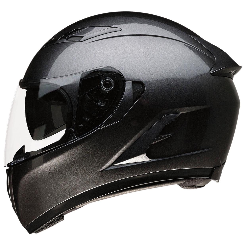 Z1R Stike Ops SV Titanium Full Face Helmet