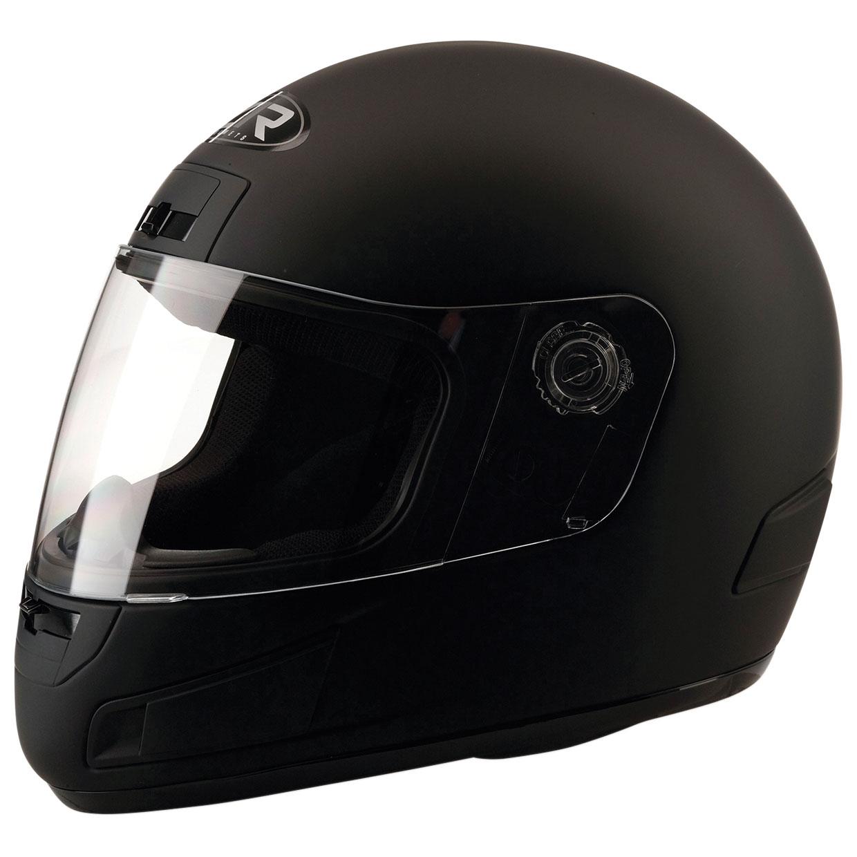 Z1R Youth Strike Matte Black Full Face Helmet