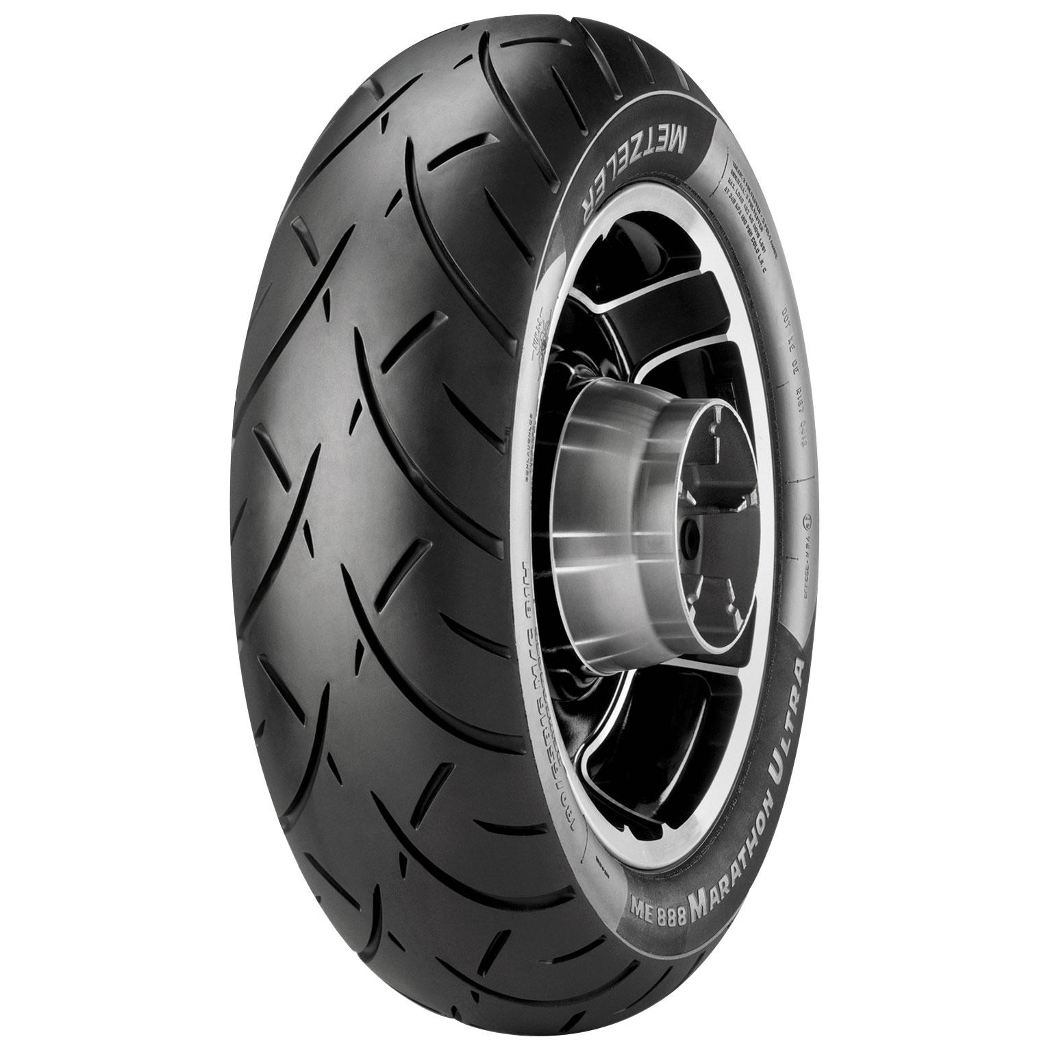 Metzeler ME888 Marathon Ultra 150/90B15 Reinforced Rear Tire