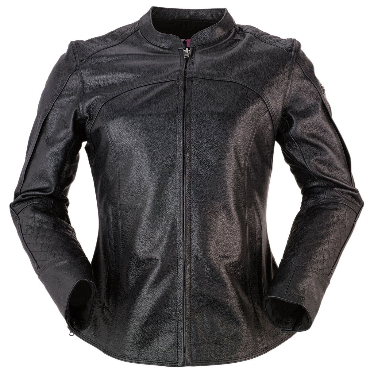 Z1R Women's 35 Special Black Leather Jacket