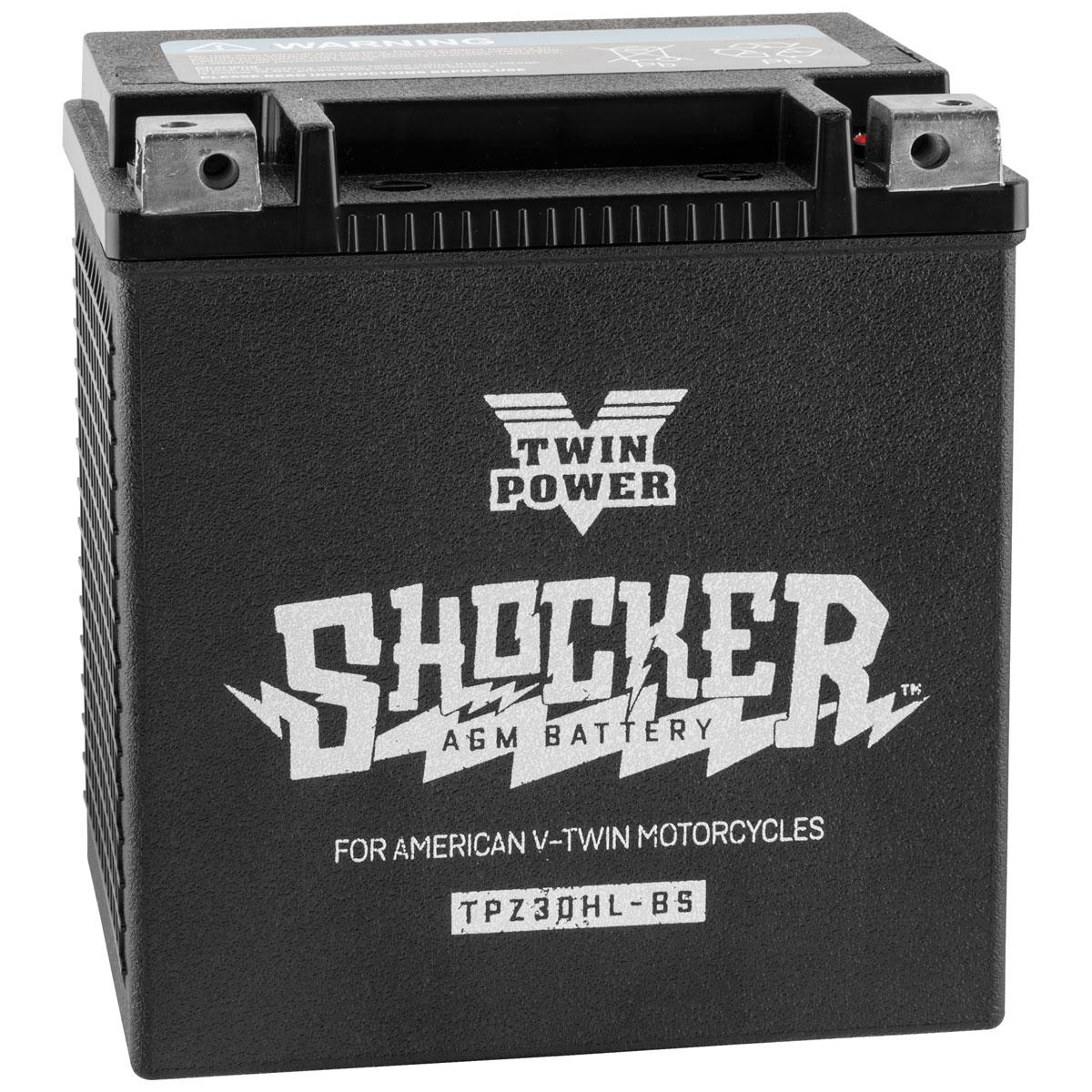 Twin Power Shocker Battery