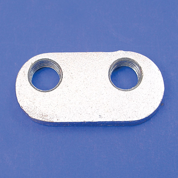 V-Twin Manufacturing Rear Frame Mount Plate