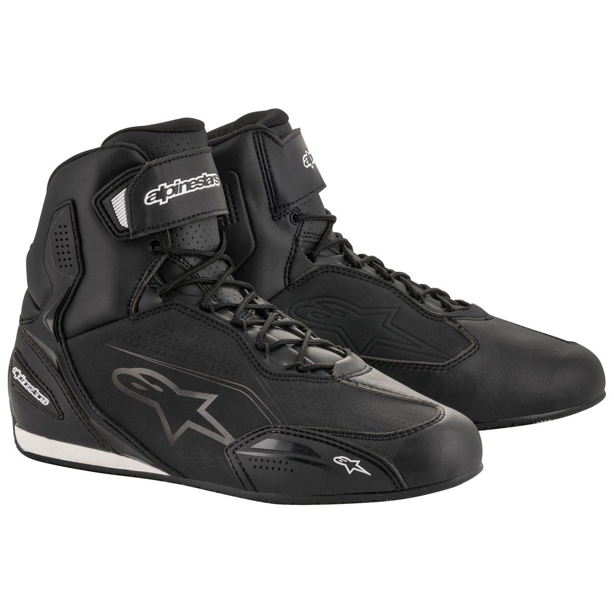 Alpinestars Men's Faster-3 Black/Black Boots
