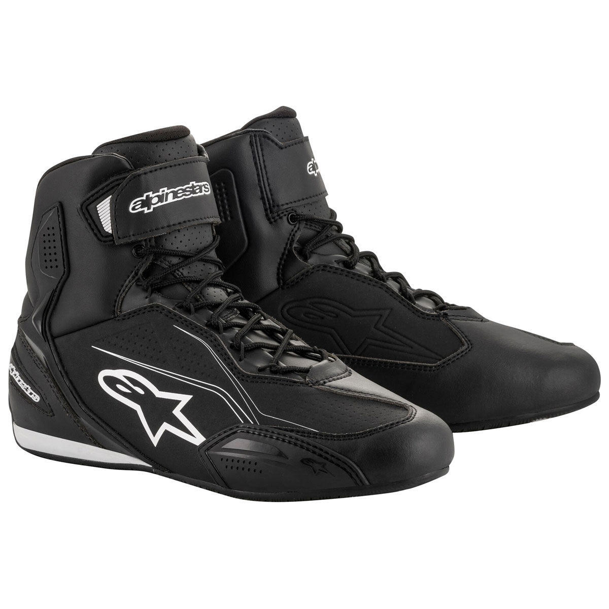 Alpinestars Men's Faster-3 Black Boots