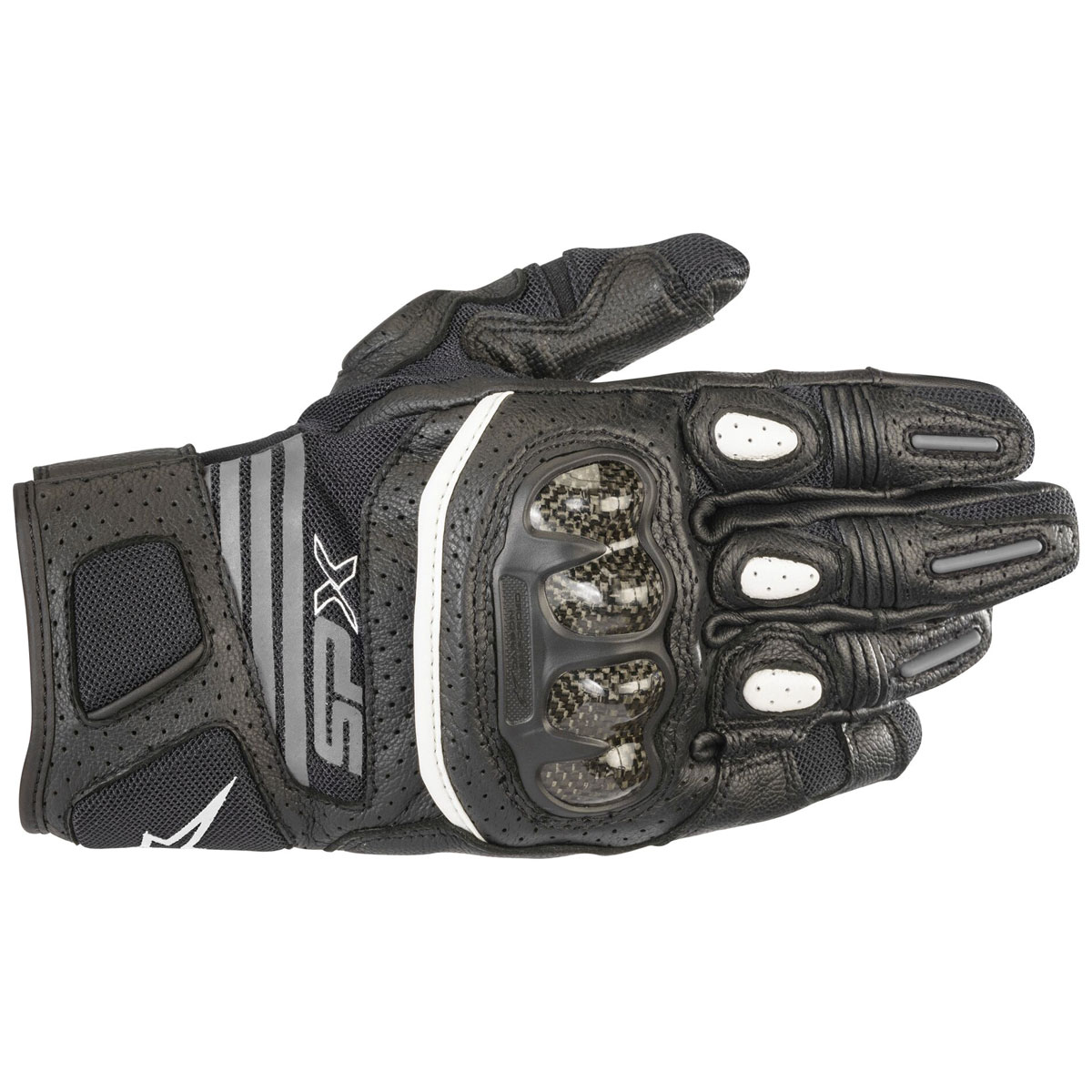 Alpinestars Women's Stella SPX Air Carbon v2 Black/Anthracite Gloves