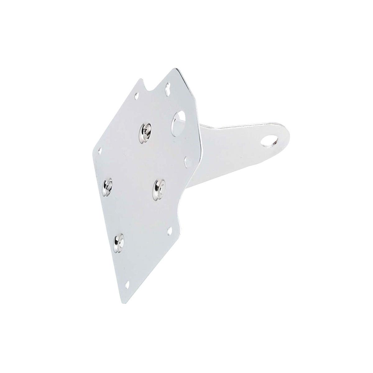 Biker's Choice Side Mount Custom Tail Lamp / License Plate Bracket